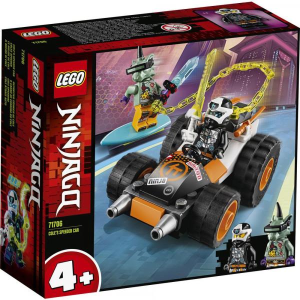 LEGO 71706 Coles Speeder