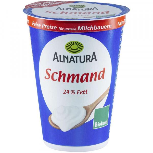Schmand 24% Fett
