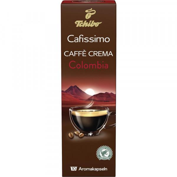 Kaffee Kapseln Cafissimo Caffè Crema Colombia Andino
