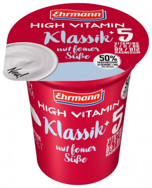 """Joghurt """"High Vitamin"""", natur"""