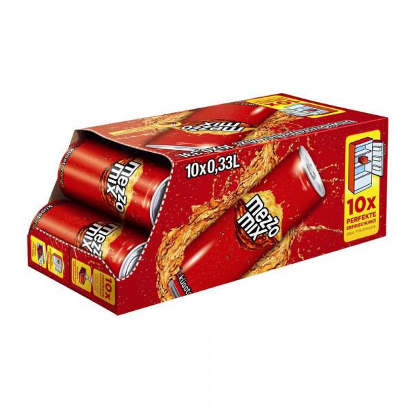 Cola-Mix (10 x 3.3 Liter)