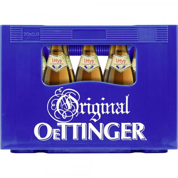 """Bier """"Urtyp"""", 5,6% (20 x 0.5 Liter)"""