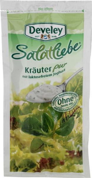 Joghurt-Kräuter Pur Salat Dressing