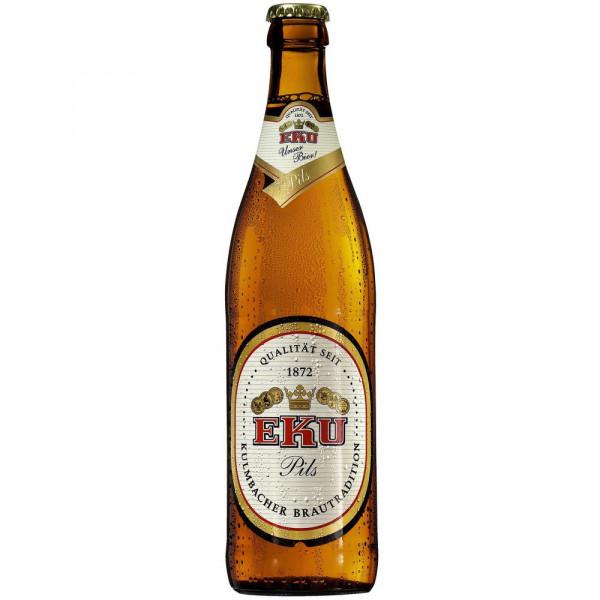 Pilsener Bier, 4,9% (20 x 0.5 Liter)