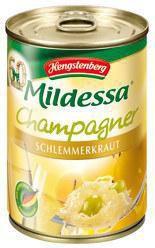 Champagner-Kraut