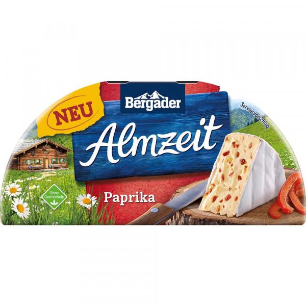Almzeit Biergarten Schmankerl Halbmond