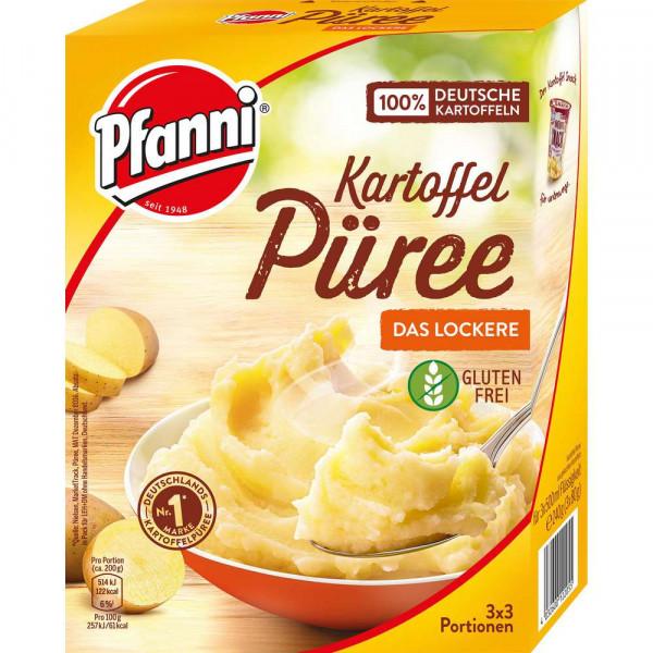 "Kartoffel Püree ""Das Lockere"""