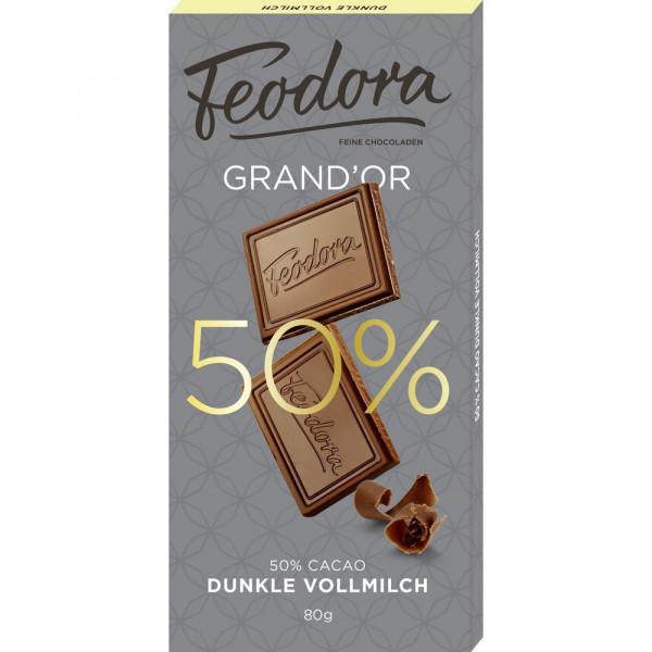 "Tafelschokolade ""Vollmilch"" 50%"