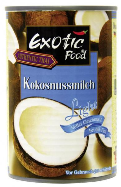 Kokosnussmilch, light (210 x 400 Milliliter)