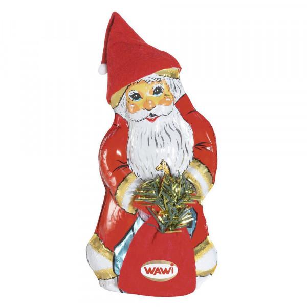 Weihnachtsmann, Sack + Filzmütze