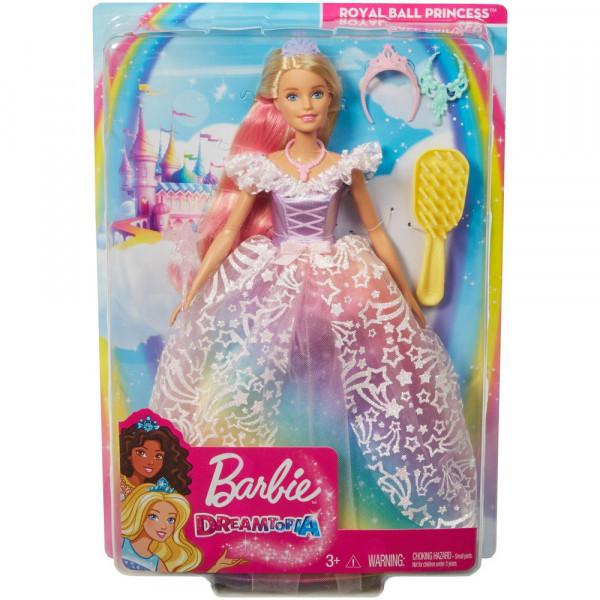 Barbie Dreamtopia Ballkleid Prinzessin