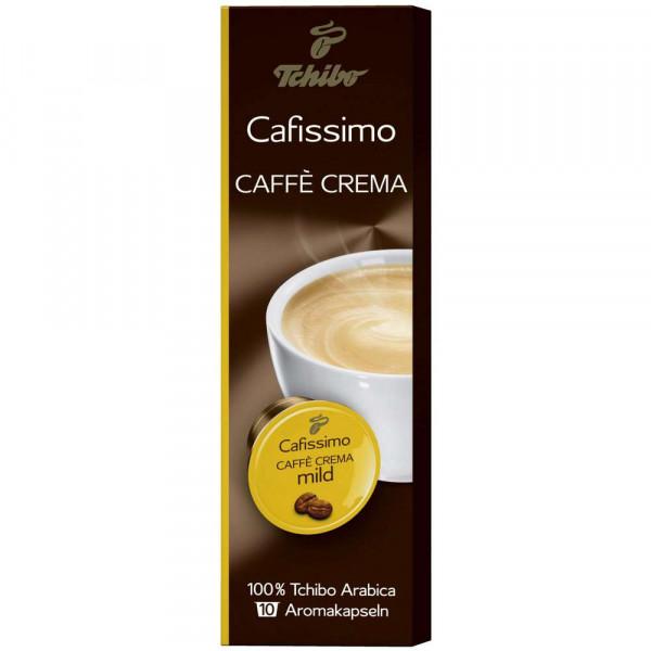 Kaffeekapseln, Cafissimo Crema vollmundig