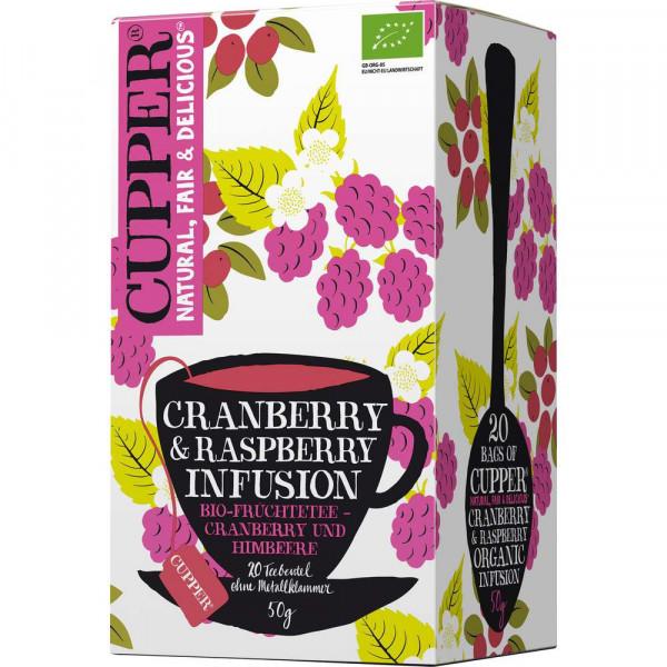 Tee Cranberry/Raspberry