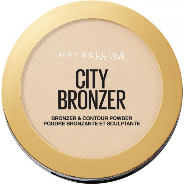 Bronzing Puder City Bronzer, Light Cool 100