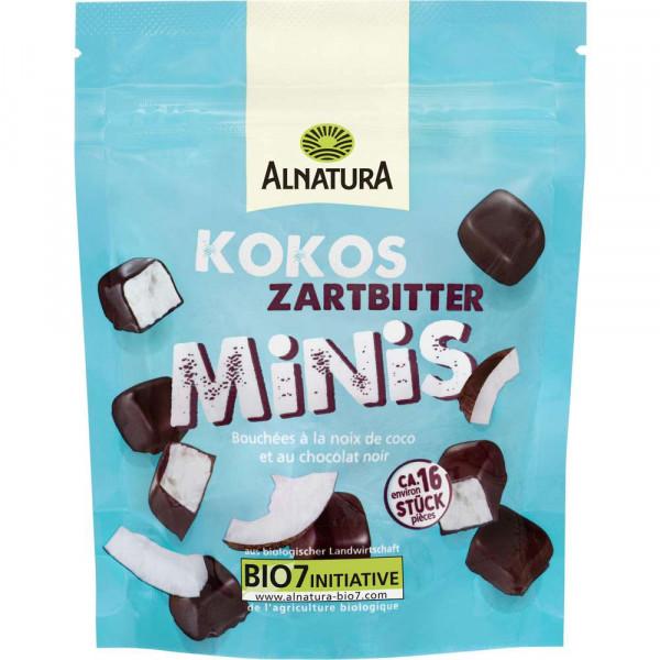 Bio Cocos Bites Zartbitter