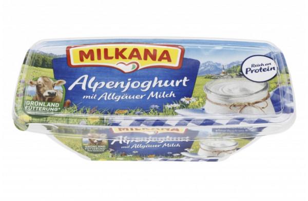 Schmelzkäse, Alpenjoghurt