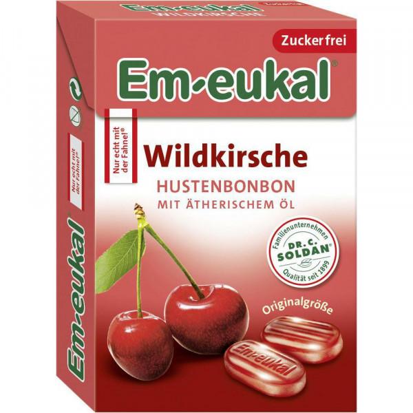 "Hustenbonbons ""Wildkirsche"""