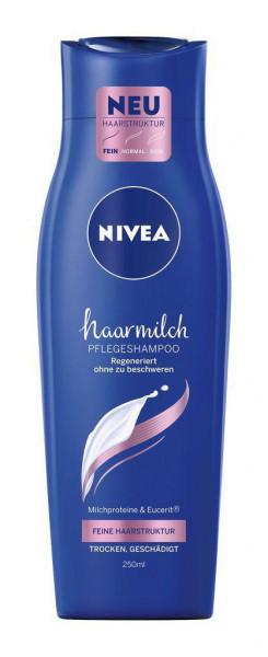 Pflegeshampoo, Haarmilch