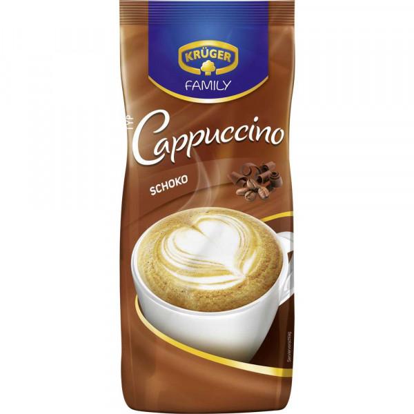 Cappuccino Schoko, Nachfüllbeutel
