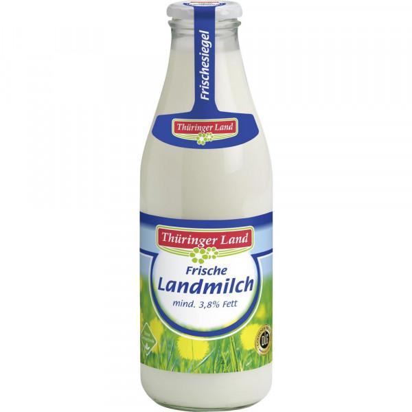 Frische Landmilch 3,8% Fett, länger haltbar MW