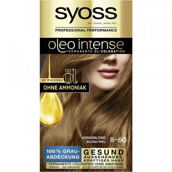 "Haarfarbe ""Oleo"", 8-60 Honigblond"