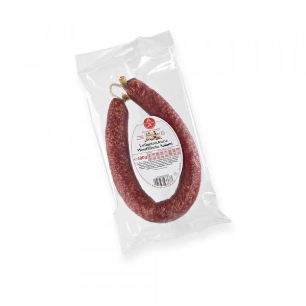 Westfälische Salami, luftgetrocknet