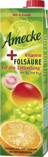 Plus Folsäure Fruchtsaft (192 x 1 Liter)