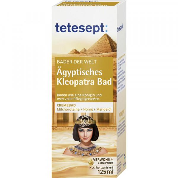 """Badezusatz """"Ägyptisches Kleopatrabad"""""""