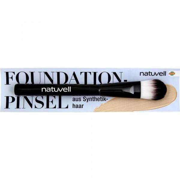 Foundation-Pinsel, Synthetikhaar
