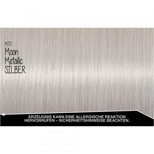 "Haarfarbe ""got2b"", M70 Moon Metallic Silber"