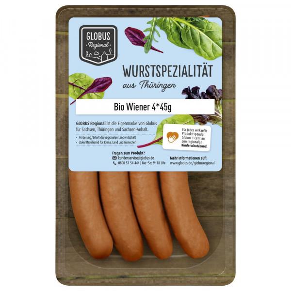 Bio Wiener Würstchen
