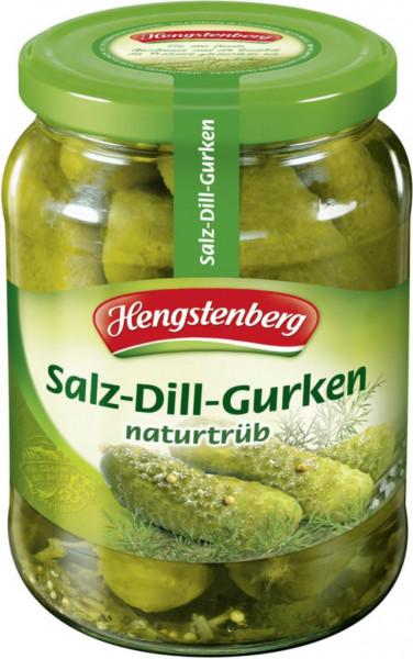 Salz-Dill-Gurken
