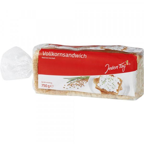 Vollkornsandwich