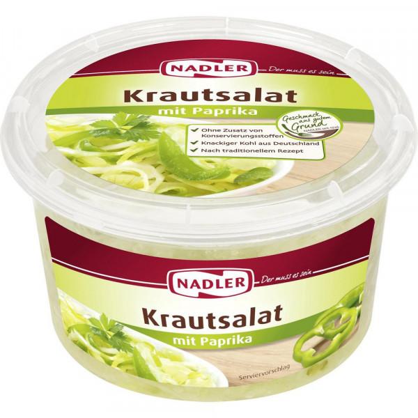 Schnittfrischer Krautsalat