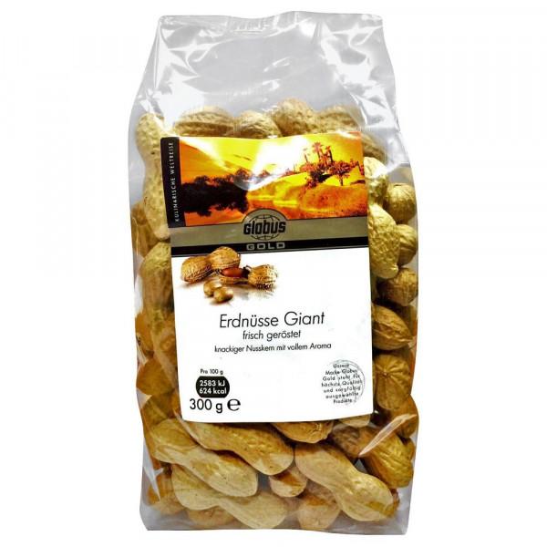 Erdnüsse, Beutel