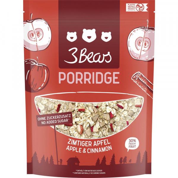 Porridge, Zimtiger Apfel