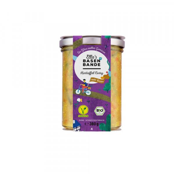 Bio Kartoffelcurry