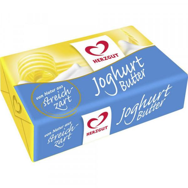 Butter, Joghurt