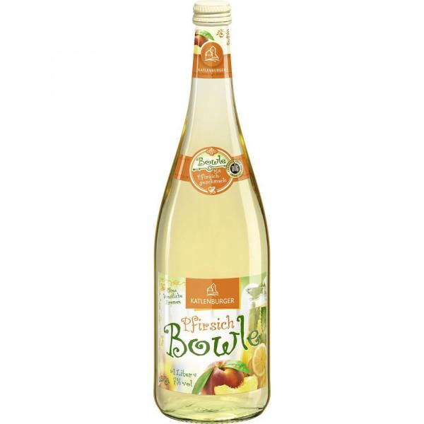 Fruchtweinbowle, Pfirsich 7%