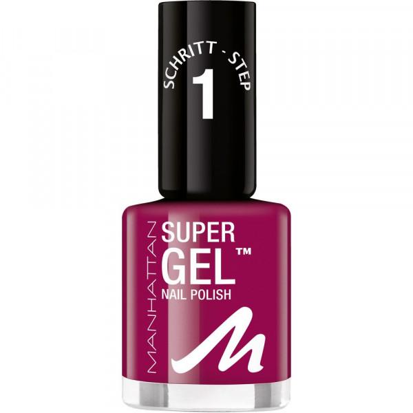 Nagellack Super Gel Nail Polish, Berry Love 375
