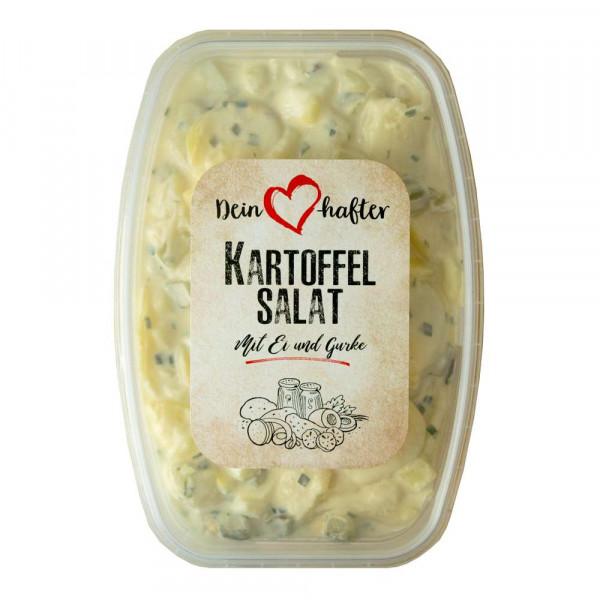 Kartoffelsalat, Ei & Gurke