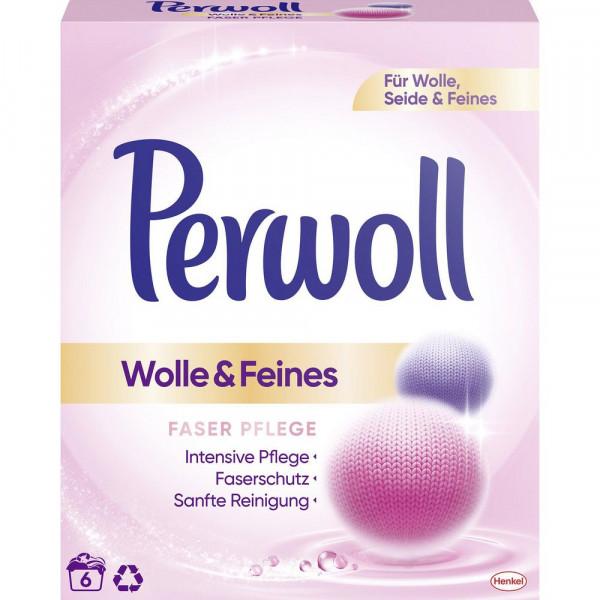 Wollwaschmittel Pulver für Wolle & Feines
