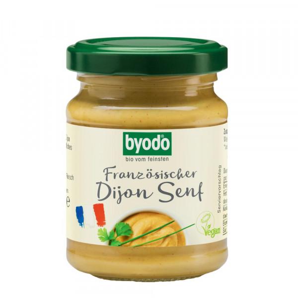 Bio Dijon Senf, scharf