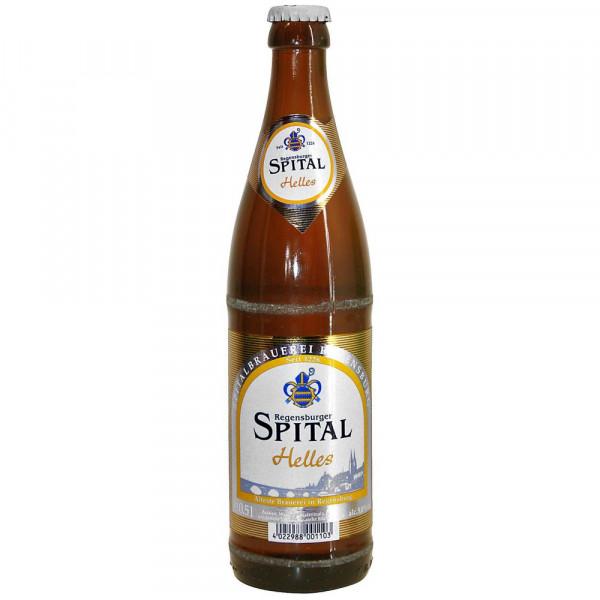 Regensburger Helles Bier 4,7% (20 x 0.5 Liter)