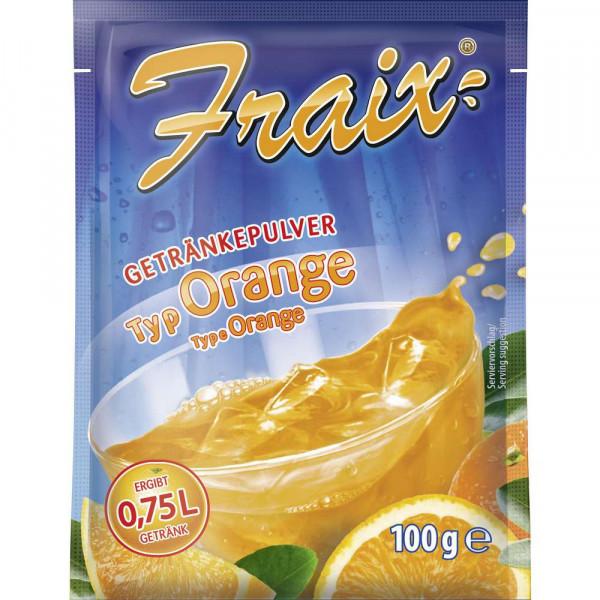 Getränkepulver, Orange