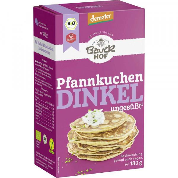 Bio Backmischung Pfannkuchen, Dinkel