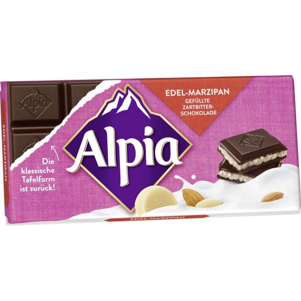 Tafelschokolade, Edel-Marzipan