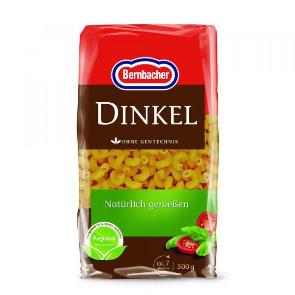 Nudeln, Schneckerl Dinkel
