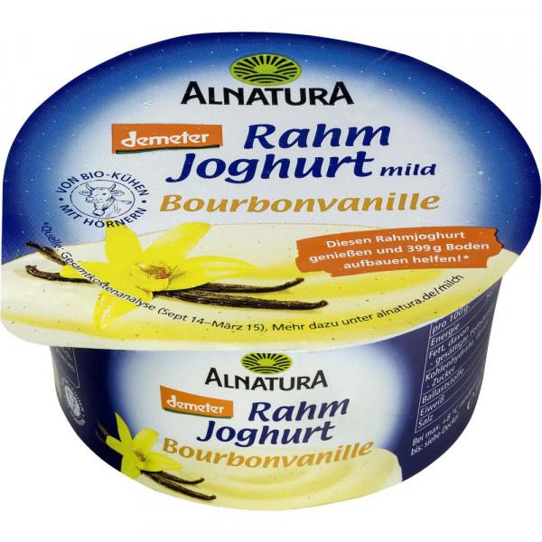 Rahmjoghurt, Vanille