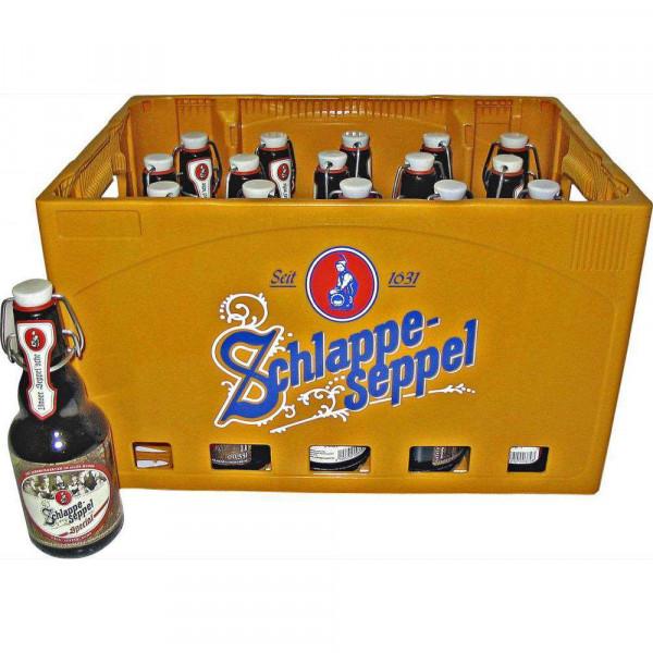Seppel'sche Bier 5,6% (20 x 0.33 Liter)